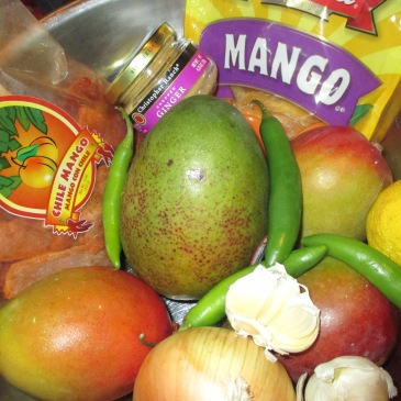 Mango Ginger Chutney ... soon