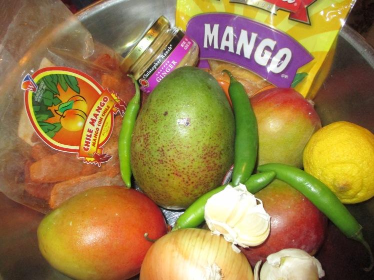 Mango Chutney ... soon