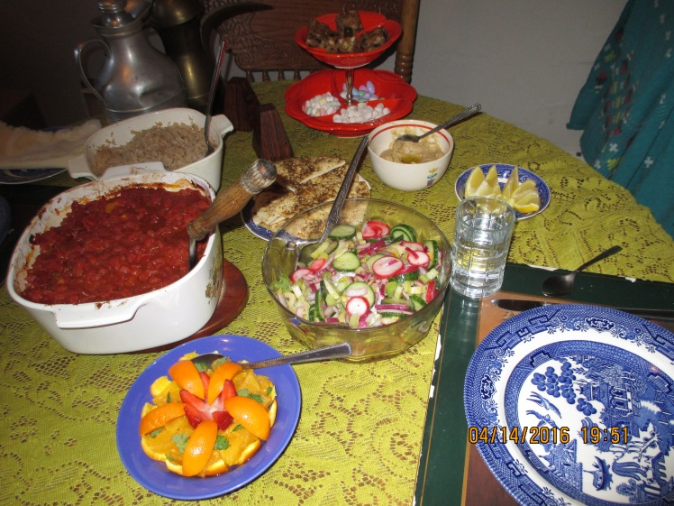 Same Dinner, Different Pic